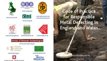 code of conduct metal detecting