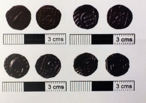 hoard coins metal detecting medieval bronze age