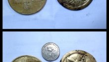 coins india gold hoard