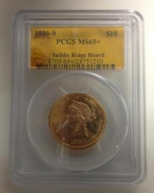 coin hoard gold treasure