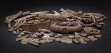 silverdale viking hoard metal detector