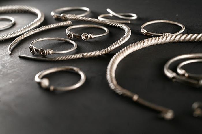 treasure hoard metal detected in romania