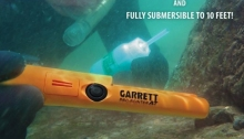 garrett pro pointer at-pinpointer metal detector