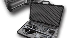 XPmetal detector transport CASE