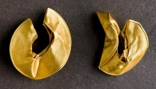 ancient gold artefact wales
