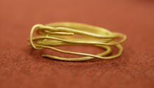 gold bracelets poland treasure