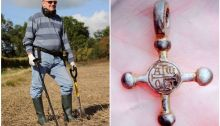 cross metal detectorist