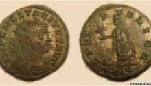 roman coins hoard leominster