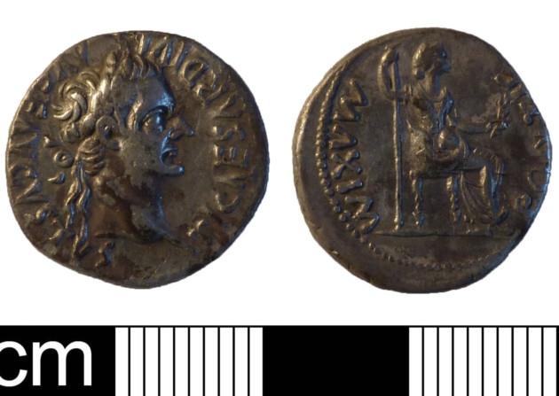 roman coins treasure trove