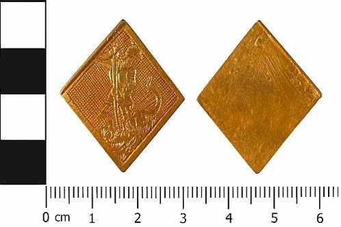 gold medieval reliquary treasure