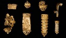 Tudor Treasure hoard in Thames