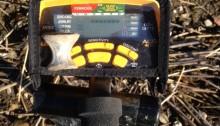 Control panel LCD Garrett Ace 400I