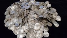lengborough Anglo-Saxon coins hoard