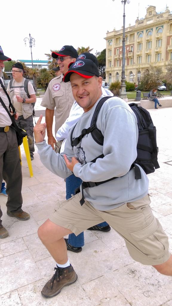 Garrett Rally The Diggers