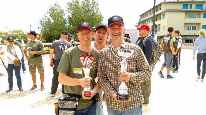 Garret Rally, Regton, The Diggers